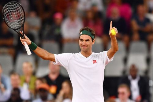 'Forbes' Names Roger Federer As the Highest-Paid Athlete of 2020