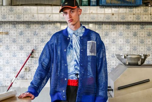 Smets Taps Julien Boudet to Editorialize Best Pieces of SS19