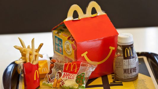 Happy Meal? More Like Sad Meal! McDonald's to Remove Cheeseburgers From Menu by 2022