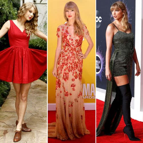 She Never Goes Out of Style! See Taylor Swift's Best Outfits Over the Years
