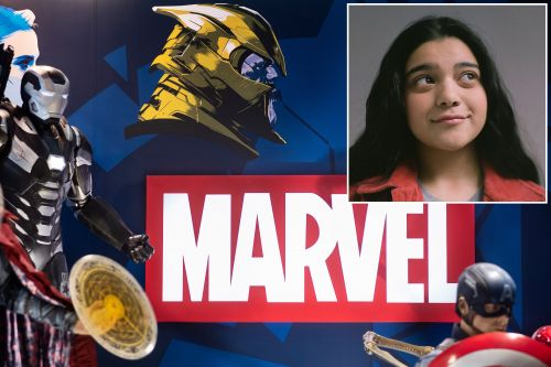 Newcomer Iman Vellani to star in 'Ms. Marvel' Disney+ series