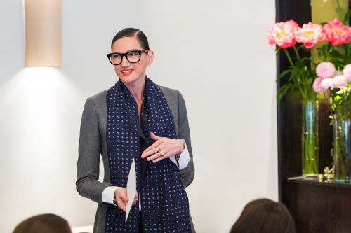 Jenna Lyons Talks Reinvention and More, Nine Months After J. Crew Exit