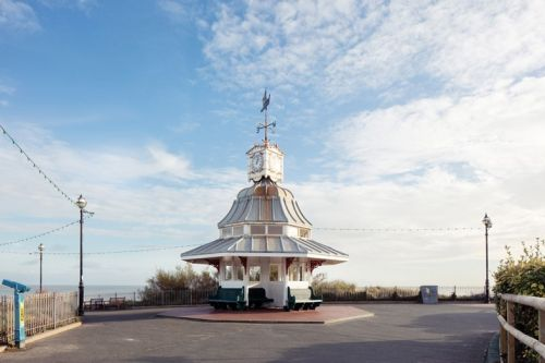 Photographs of Britain's Long Forgotten Seaside Shelters
