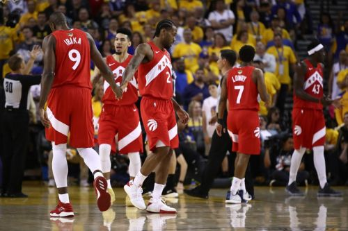 The Toronto Raptors Defeat the Golden State Warriors in Game 6 to Become the 2019 NBA Champions