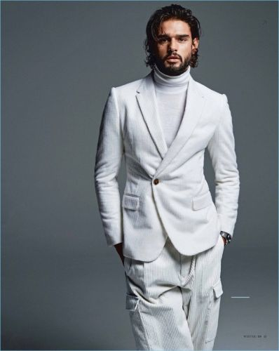 Marlon Teixeira Embraces Australian Winter for Executive Style