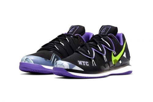 """NikeCourt Pays Celebrates the Big Apple With the Air Zoom Vapor X Kyrie 5 """"NYC"""""""