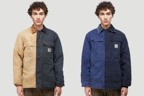 Vision Reworks Vintage Carhartt Workwear For Latest Capsule