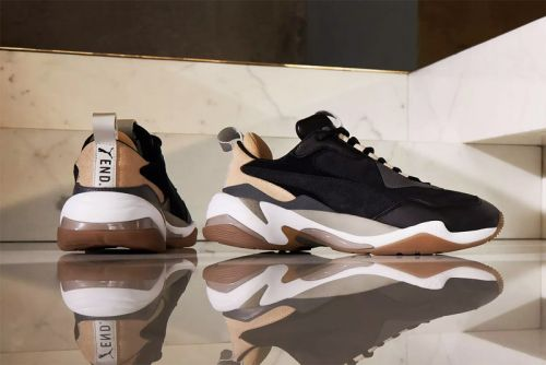 PUMA & END. Reveal Muted New Thunder Colorway
