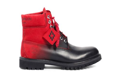 Another Look at Marcelo Burlon & Timberland's Collaborative Boot