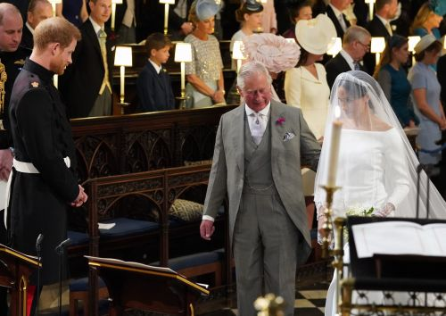 Prince Charles Was Very Involved in Planning Meghan Markle and Prince Harry's Wedding