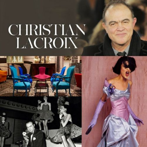 Tribute to Christian Lacroix from Arles