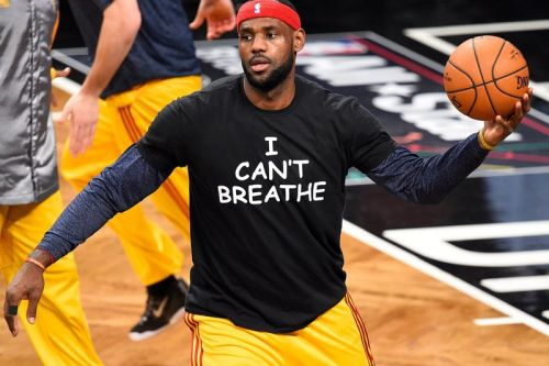 "NBA 2K20 Gives Players Digital ""I Can't Breathe,"" ""Black Lives Matter"" and ""Say Their Names"" T-Shirts"