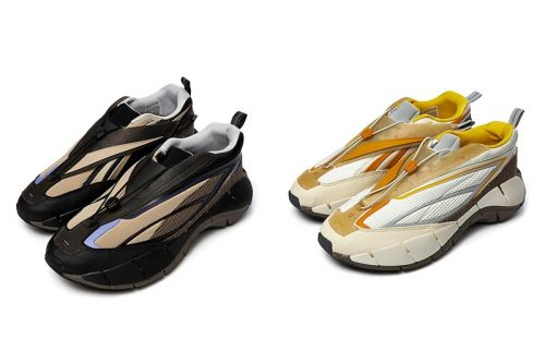Reebok's Zig 3D Storm Hydro Readies for Spring and Fall