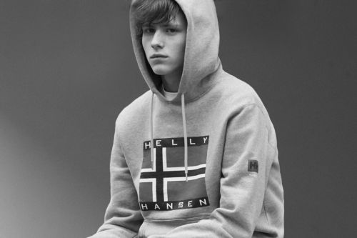 Sandro Homme Reflects on '90s Hip Hop, Launches Helly Hansen Capsule for FW18
