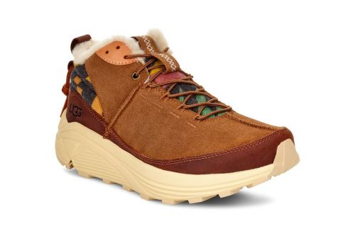 UGG Crafts the Miwo Trainer High With a Vibram Sphike RGS Outsole