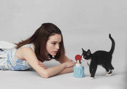 The Best Fashion Campaigns Featuring Cats