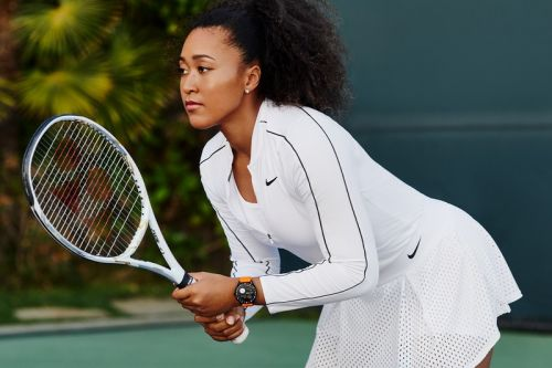 Naomi Osaka Joins TAG Heuer as Brand Ambassador