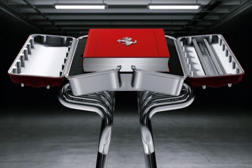 TASCHEN Reveals Ferrari Tribute Book Designed by Marc Newson