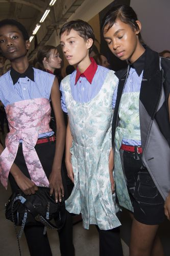 Prada: Ready-to-Wear SS18