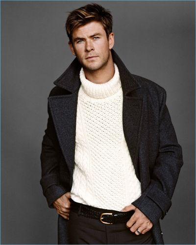 Chris Hemsworth Covers GQ, Reflects on Current Career