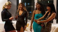 In 'Hustlers,' Jennifer Lopez, Constance Wu And Cardi B Strip Down And Get Even