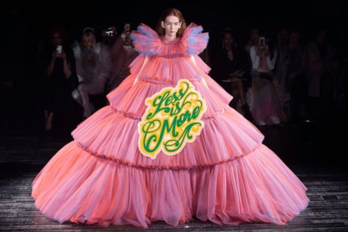 ICYMI: Initial Necklaces, Chanel Couture & Viktor & Rolf's Literal Statement-Making Gowns