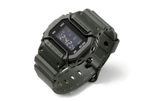 NEXUSVII and G-SHOCK Team up for Military-Inspired DW-5600