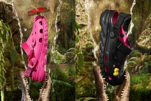 Crocs and Post Malone Reunite for Black and Pink Duet Max Clog Collaboration