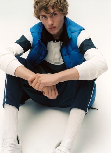 Lemmie van den Berg Sports Casual Statements from Marc O'Polo Fall '19 Denim Range