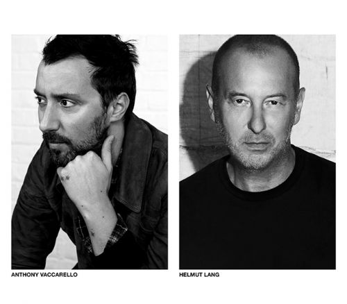 Saint Laurent Luxury Upcycling - Helmut Lang Breathes New Life Into Anthony Vaccarello's Abandoned Ideas