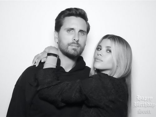 Friendly Exes? Sofia Richie Likes Scott Disick's Instagram Photo After Breakup
