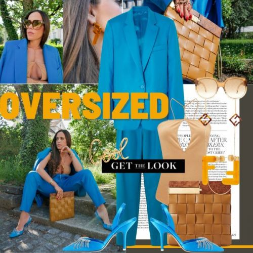 My Look: Oversized Cool