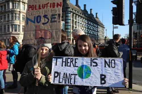 Seven reasons why the world is striking for the climate