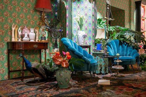 Here's What It Would Look Like If You Gucci-fied Your Home