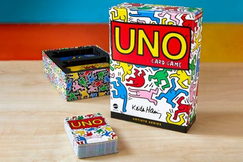 UNO Taps Keith Haring for Latest Artiste Series Deck