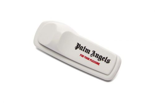 Palm Angels Drops Tongue-In-Cheek Anti Theft Pin Accessory
