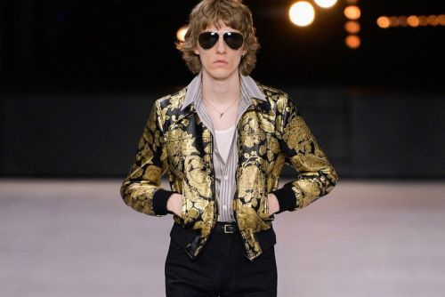 CELINE SS20 Is an Ode to Retro Hollywood Opulence