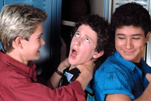 Dustin Diamond says 'Saved By the Bell' reboot must have Screech