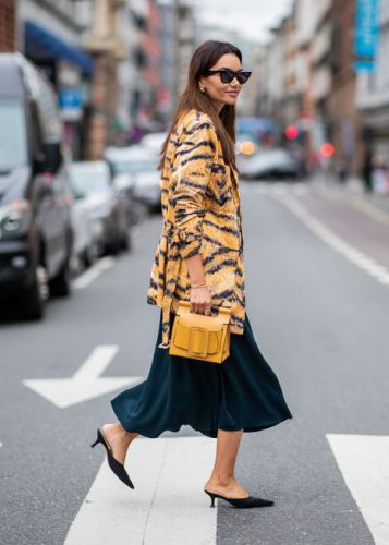 Tiger Prints Are The Latest Animal Print to Take