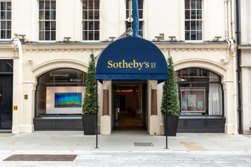 Sotheby's Leans Heavily on Online Auctions for Better-Than-Expected 2020 Revenue