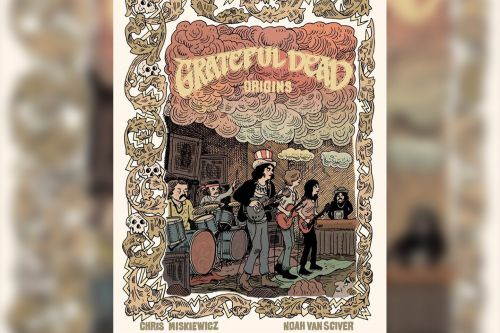 Grateful Dead's origin story inspires graphic novel