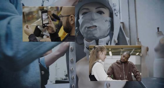 Watch Nike and Samuel Ross mentor Central Saint Martins students