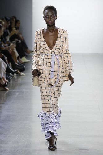 Vivienne Hu Spring 2019: New York Fashion Week