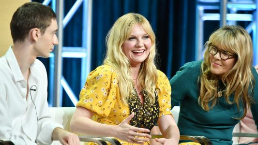 Kirsten Dunst Thinks It's Easier to 'Go Back to Work' Than to Be a Stay-at-Home Mom