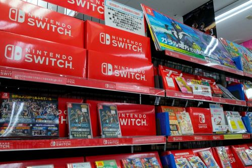 Nintendo's Profits Soar 400 Percent Amid COVID-19 Pandemic