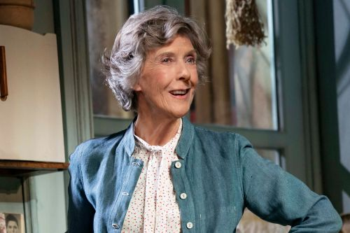 Eileen Atkins gives her usual brilliant performance in 'The Height of the Storm'