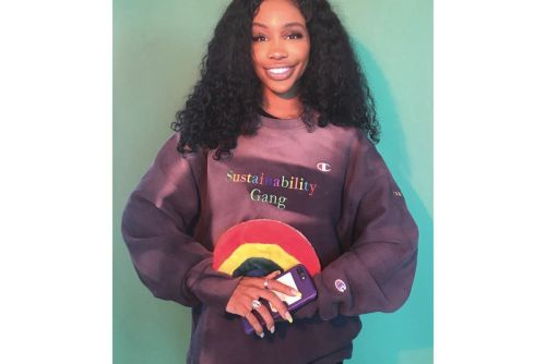 SZA Aims to Save the Oceans With Sustainable Clothing Line