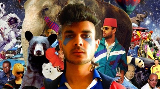 Jai Paul recreates his old Myspace page, drops new track 'Super Salamander'