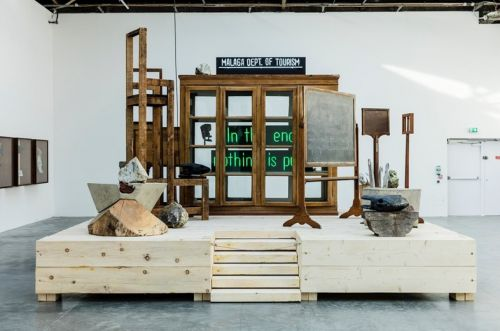 Theaster Gates explores race and territory in the US in new exhibition