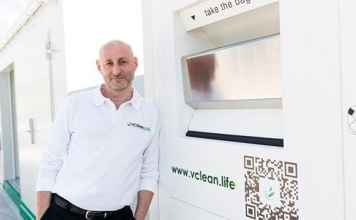 'Eco laundry vending machines': A step towards a greener future?